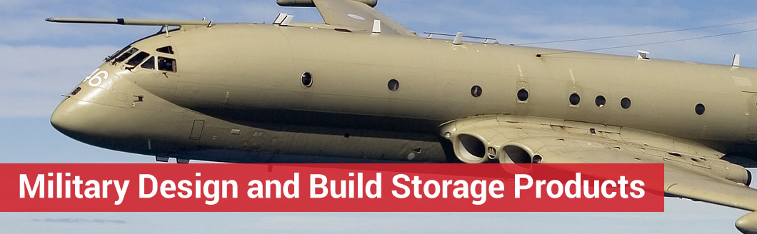 Military Design and Build Storage Products 1